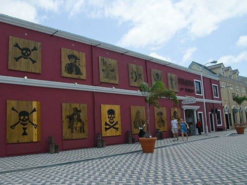 Pirates of Nassau Museum in the Bahamas